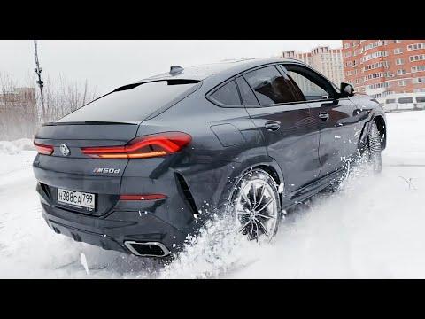 ЗАБРАЛ НОВЫЙ BMW X6 с 4 ТУРБИНАМИ за 9.4 МЛН! Прощай GLE Coupe и Q8? Обзор и тест-драйв в Москве.
