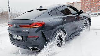НОВЫЙ BMW X6 2020 с 4 ТУРБИНАМИ за 9.4 МЛН рублей