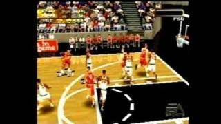 NCAA March Madness 2000 PlayStation Gameplay_1999_11_19