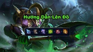 Cách Lên Đồ Mganga Mạnh Nhất 2017 - New Best Mganga Build | VietClub Gaming