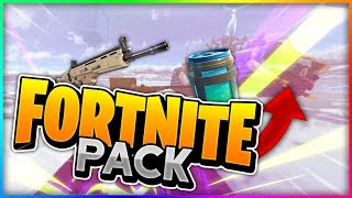 🔫A PACK OF TEXTURE RUSH FORTNITE?! ✅ PACK WTF 😱