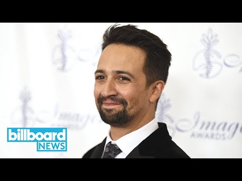 Lin-Manuel Miranda's New 'Hamildrops' Release Is a Collab With Ben Platt | Billboard News