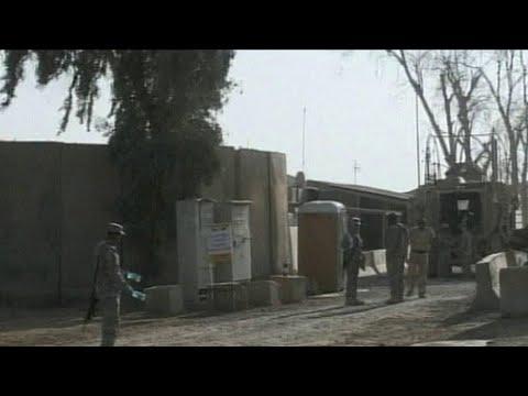 Истребители и беспилотники США нанесли серию ударов по пяти объектам на территории Ирака и Сирии.