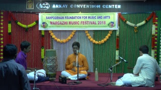 Sampoornam Foundation For Music And Arts-Master K. Ramcharan -Vocal
