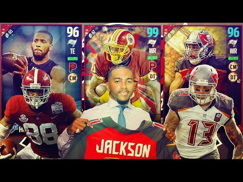 Madden 17 Ultimate Team - Tampa Bay Bucs Squad Builder!! Most Dangerous Offense In Madden!?!