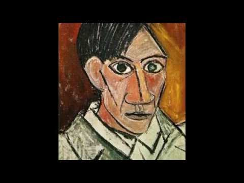 Picasso Paintings (Music: The Misterious Of Picasso)