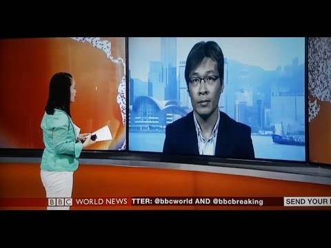 BBC World's Asia Business Report on FactWire's latest investigative story