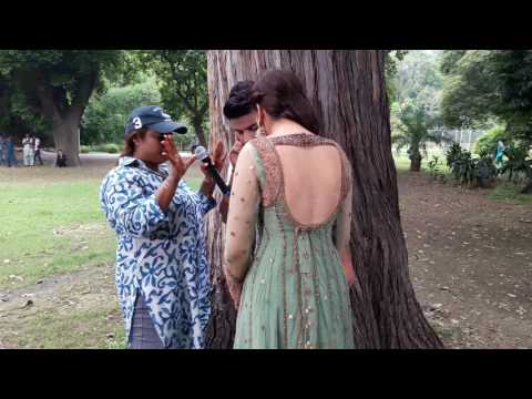 #Reshmakhan Directing #Malikaqeel on the set of #shorsharaba thumbnail