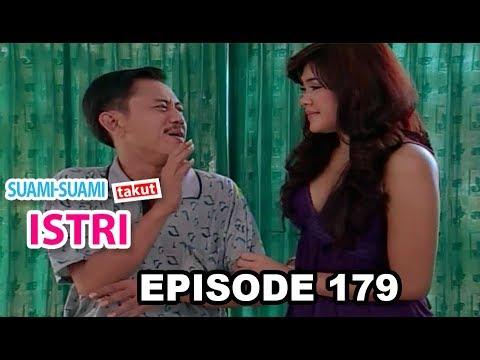 Suami Suami Takut Istri Episode 179 part 2 - Bu RT CS jadi Merana Karena Suami Puber Kedua