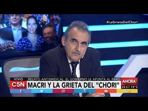 Guillermo Moreno y Alberto Rodriguez Saá en C5N 03/04/17