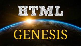 HTML Genesis Sales Video