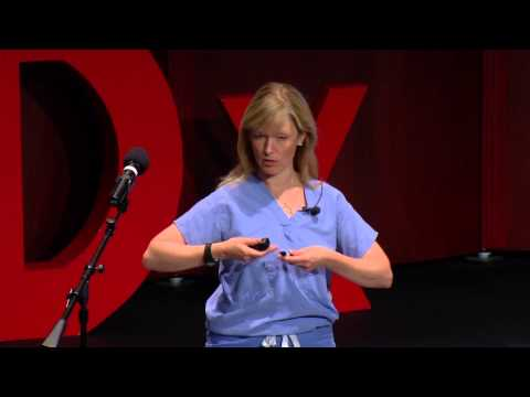 What's helping me become a better doctor | Amie Woods | TEDxGeorgeMasonU