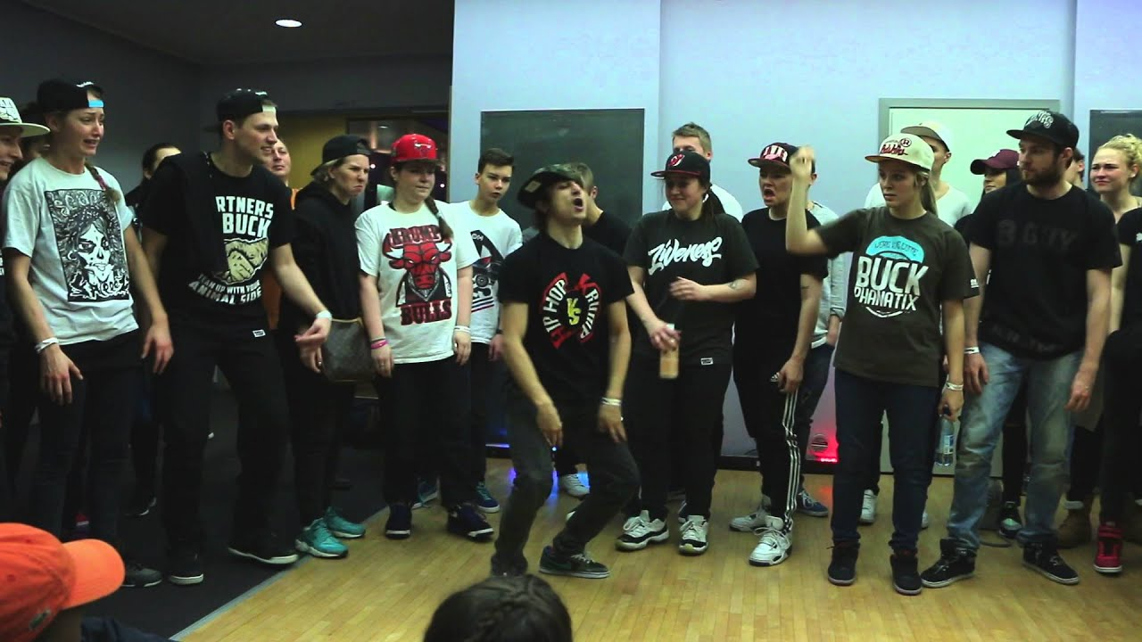 Boe`15 Risto vs Ugly Fate | Krump 1/4 - YouTube