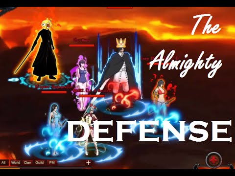 Bleach Online The Almighty Defense