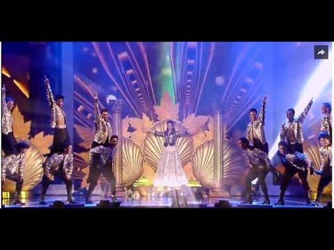 Deepika Padukone's IIFA Performance 2014 HD