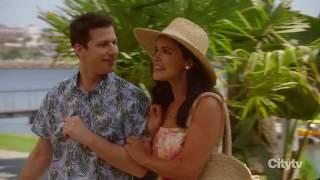 Brooklyn Nine-Nine | 6x01 | Jake & Amy Arrive in Mexico
