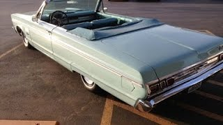 1965 Plymouth Fury 3 Convertible Part3 - Classic Car Addiction