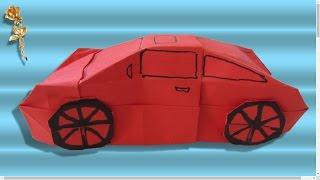 Origami : 🚗 Voiture de luxe, voiture de prestige, en 3D
