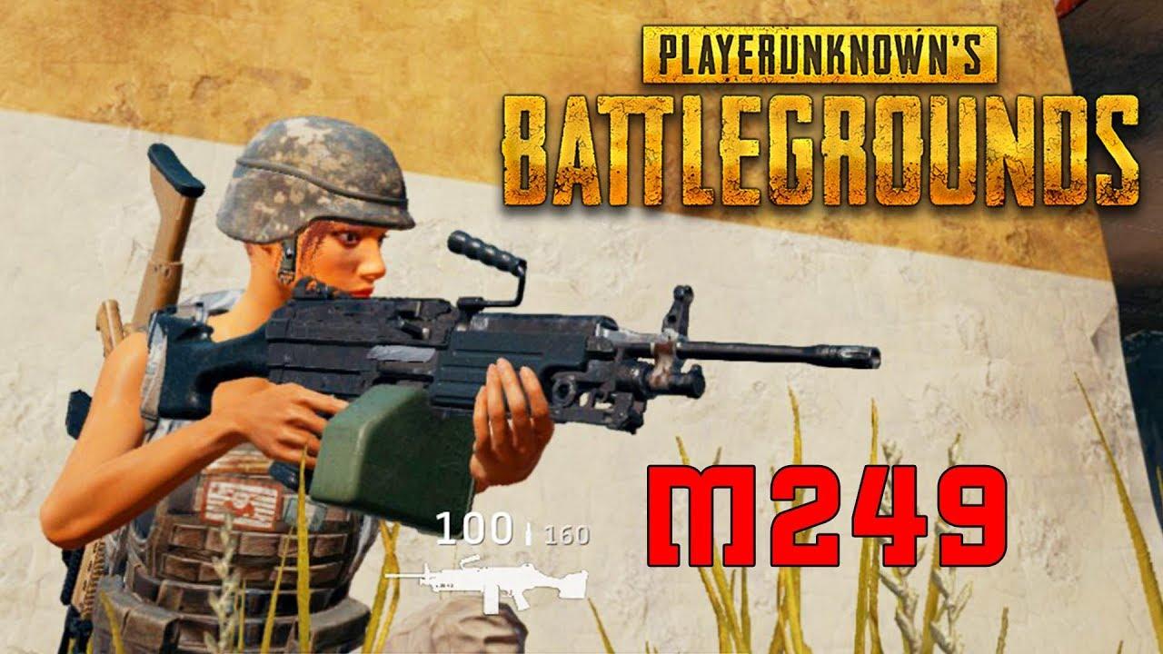 M249 PUBG TÜRKÇE #79 - YouTube