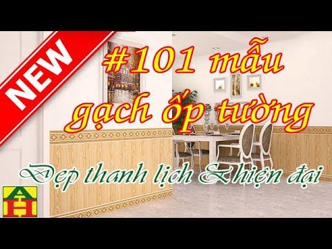 #101 Mẫu gạch ốp tường đẹp hiện đại & thanh lịch