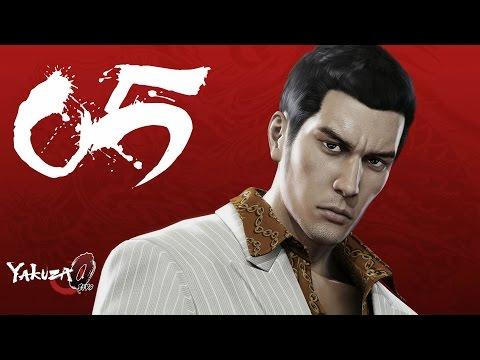 XT Gameplay: Yakuza 0 | #05 [1080p]