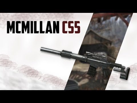 Warface McMillan CS5 - NOT the best sniper) thumbnail