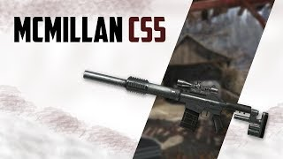 Warface McMillan CS5 - NOT the best sniper)