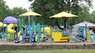Inclusive Playground | Snyder Park | Springfield, Ohio