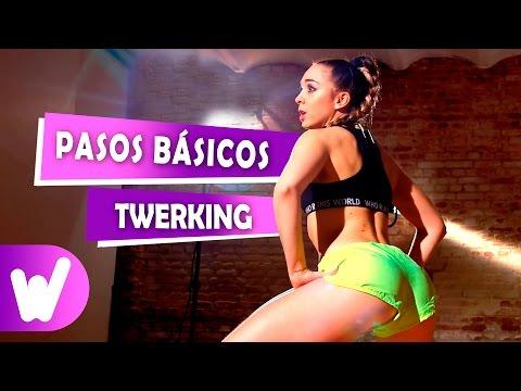 Cómo bailar twerking   PASOS básicos para principiantes