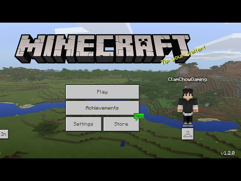 Mcpe 1.2 Update Mod Apk Gameplay Download (Android-1)