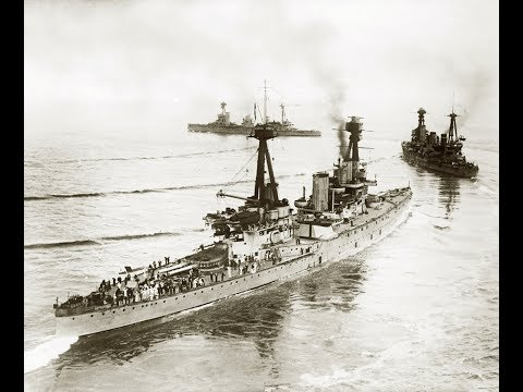The Origin of the Battlecruiser - Special