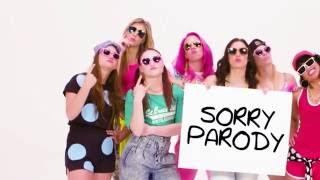 "Justin Bieber - ""Sorry"" PARODY (Русская озвучка)"