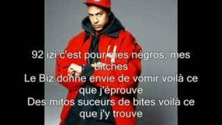 BOOBA feat AKON - GUN IN MY HAND with lyrics