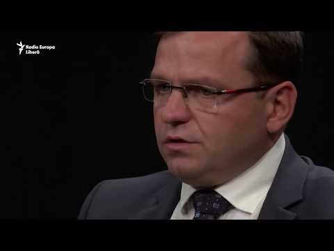 Interviu Cu Ministrul Afacerilor Interne Antrei Năstase. Radio Europa Liberă