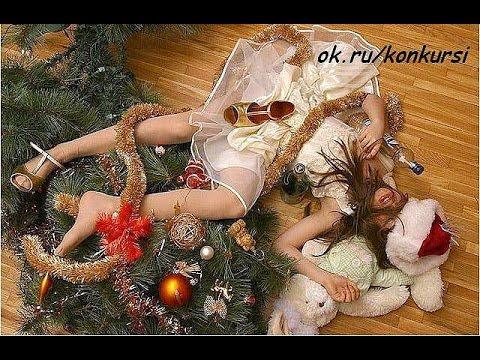 Самые смешные новогодние анекдоты для детей / Самые