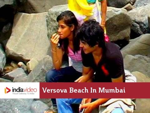 Versova Beach in Mumbai