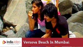 Versova Beach Mumbai Bombay Maharashtra