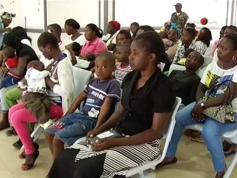 Angola Magazine - Moxico - Hospital geral do Luena