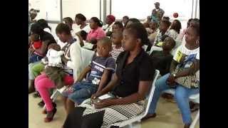 Angola Magazine - Moxico - Hospital geral do Luena