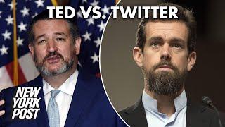 Ted Cruz rips Jack Dorsey over censorship of Post's Hunter Biden bombshell | New York Post