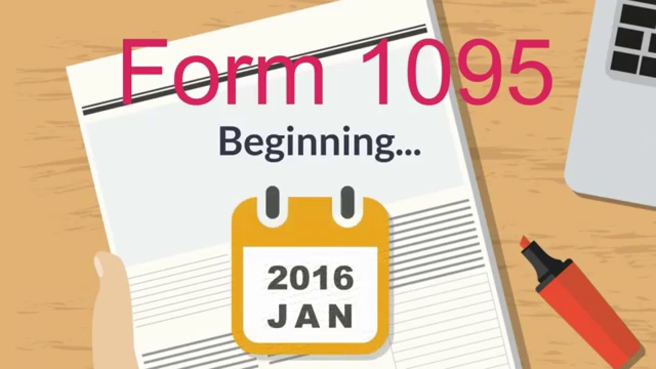Introducing New ACA Tax Form 1095 -- What to Expect! 2016 - YouTube