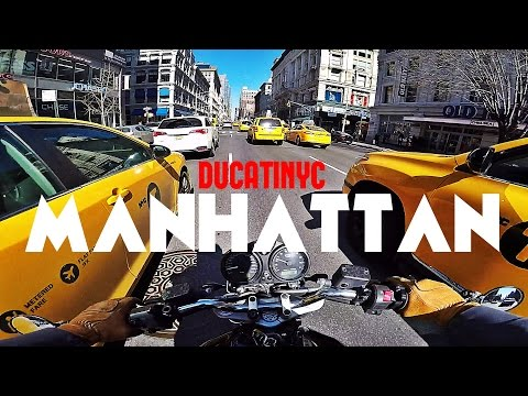 Monstering Manhattan, NYC - MAJOR Service Inside Job, BMW Race  - v203