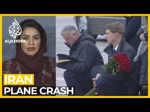 Bodies of Ukrainian victims of Iran plane crash repatriated