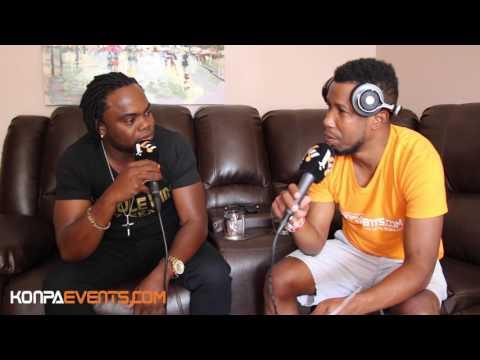 "B-Mic Of Creole Mix talking about "" Pa Kalkile'm "" Studio Album"