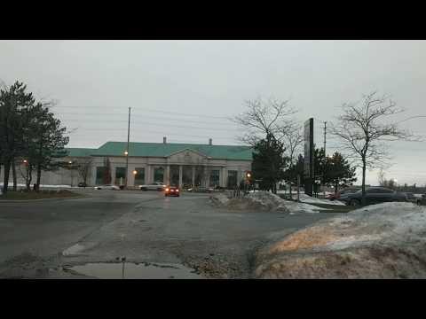 2016 Brampton to North York, Canada [1080p]