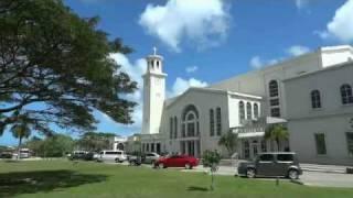 Hagatna Guam Church.avi