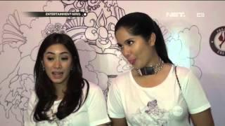 Kekompakan Annisa Pohan dan Aliya Rajasa