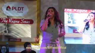 Regine Velasquez - Araw Gabi [The Regine Series Nationwide Tour - SM City Dasmariñas]