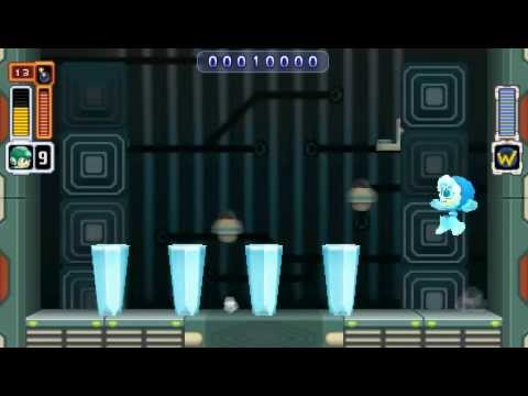 PSP Longplay [011] Mega Man Powered Up