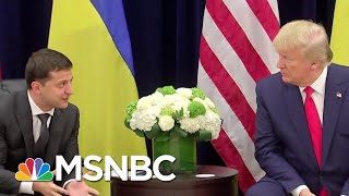 The Parallels Between President Donald Trump's Phone Call And Watergate | All In | MSNBC
